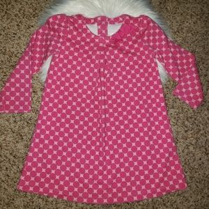 ❗2/$18 | GYMBOREE Pink Polka Dot Long Sleeve Dress